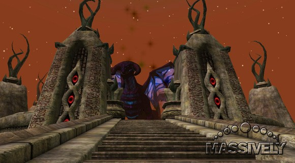 EQII Chanins of Eternity dungeons