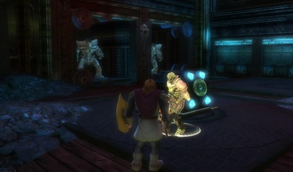 DDO Update 20 does vampires and robots in equal measure