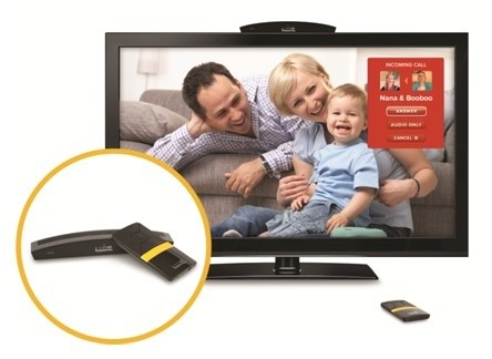 Biscotti and telyHD set-top video chat both get Father's Day upgrades