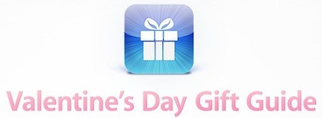 Apple shares Valentine's Day gift guide