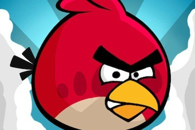 Picture from Angry Birds