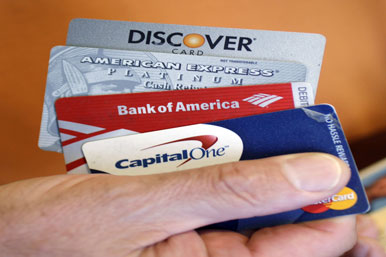 how to get money off a capital one credit card