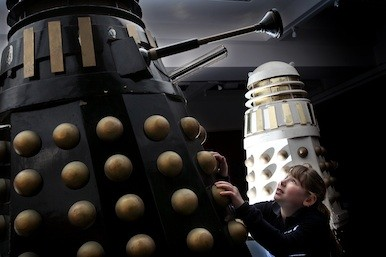 Picture of Daleks