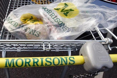 Morrisons shopping