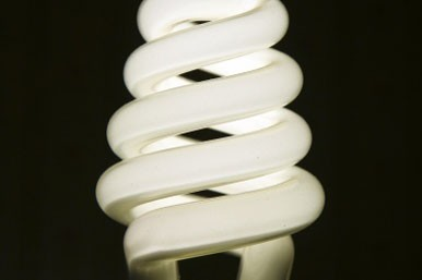 Energy light bulb