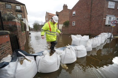 Flood protection measures