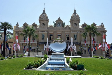 The casino in Monaco