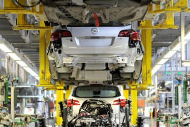 Car production Ellesmere Port