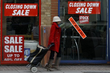 Recession High St