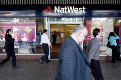 Nat West bank branch