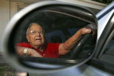 92-year-old driver