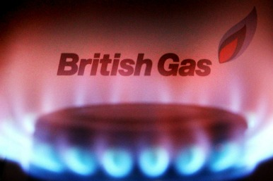 Gas Burner and British Gas logo
