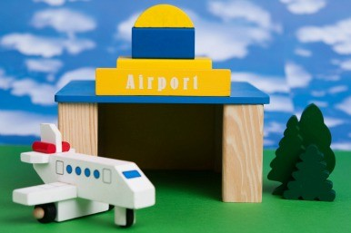 toy airport