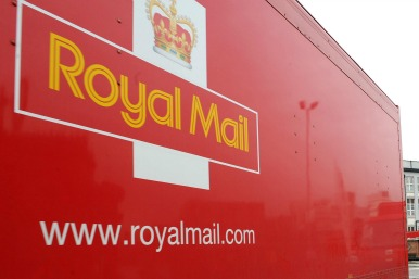 Royal Mail lorry