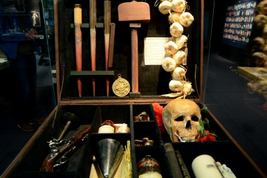 vampire hunter's suitcase