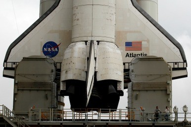 Atlantis ready for launch