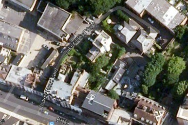 Google maps image of the property