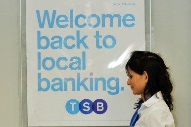 TSB advert