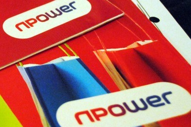 Npower Electricity In Credit