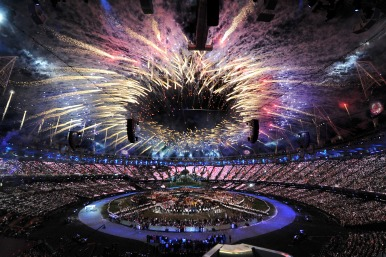 Olymic opening ceremony