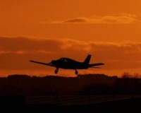 Asylum seeker's free flying lessons from council