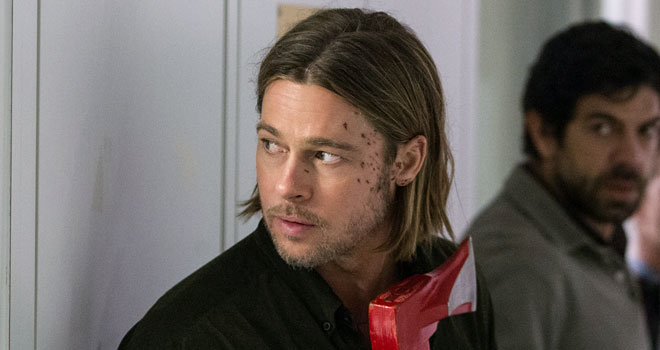 Brad Pitt's World War Z sequel delayed indefinitely