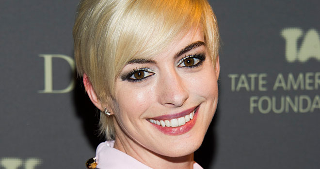I have to start on an expository essay about anne hathaway?
