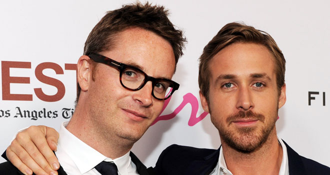 Nicolas Winding Refn and Ryan Gosling