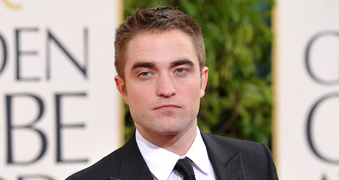 Robert Pattinson 2013 Golden Globes