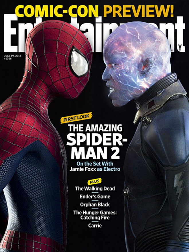'Amazing Spider-Man 2' Comic-Con Cover