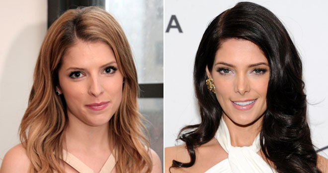 Anna Kendrick and Ashley Greene