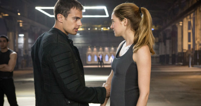 divergent shailene woodley theo james