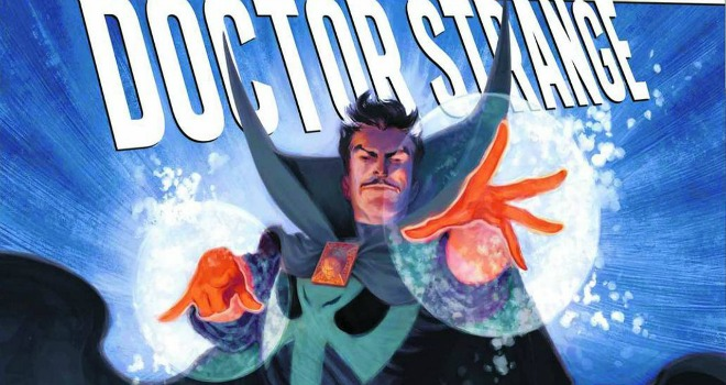 Who is Dr. Strange?