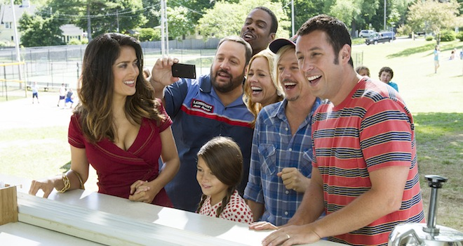 grown ups 2 cast