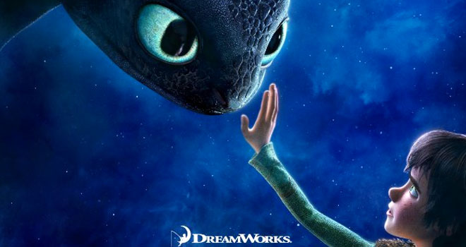 'How to Train Your Dragon' Poster