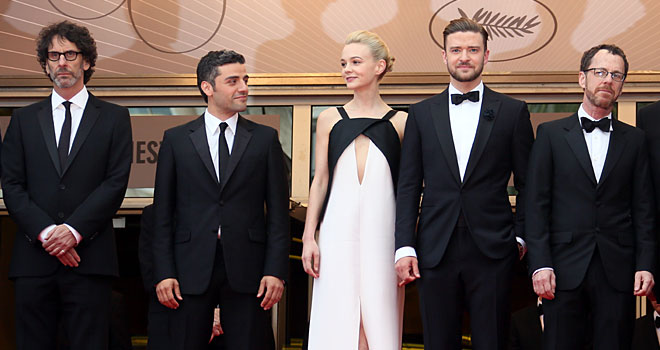 'Inside Llewyn Davis' Cast at 2013 Cannes Film Festival