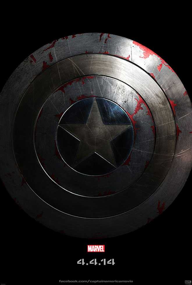 'Captain America' Poster