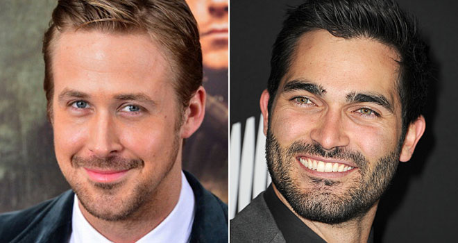 Ryan Gosling and Tyler Hoechlin