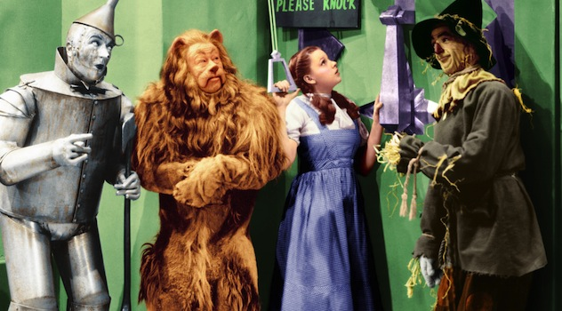 Judy Garland, The Wizard of Oz