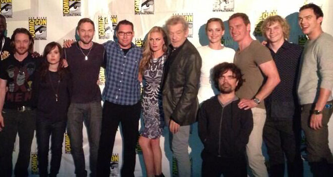 'X-Men Days of Future Past' Tease: Bryan Singer Stands ...