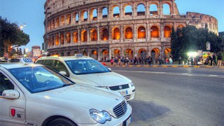 getting around italy