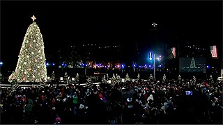National Christmas Tree Lighting.Ticket Lottery For National Christmas Tree Lighting Opens