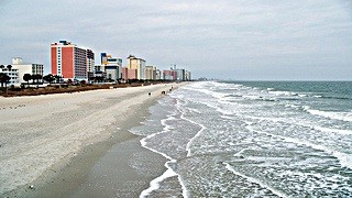 Where to Stay in Myrtle Beach - Hotels
