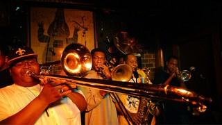 New Orleans Music - Soul Rebels at Bon Temps