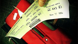 American Airlines Tests Self Service Luggage Tagging Aol