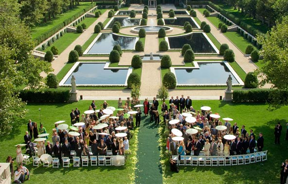 Top Celebrity Wedding Hotels Where The Stars Get Married Aol Lifestyle