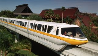 disney monorail suit