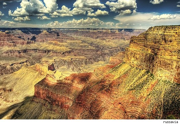 Grand Canyon Arizona road trip