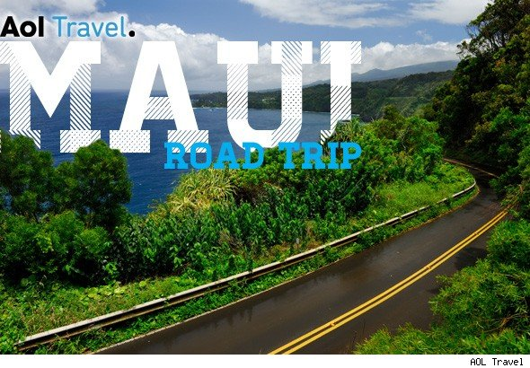 Maui upcountry road trip Hawaii