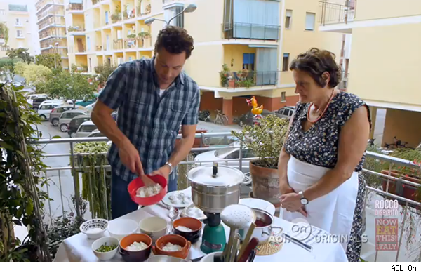 Rocco DiSpirito Now Eat This Italy Episode 9